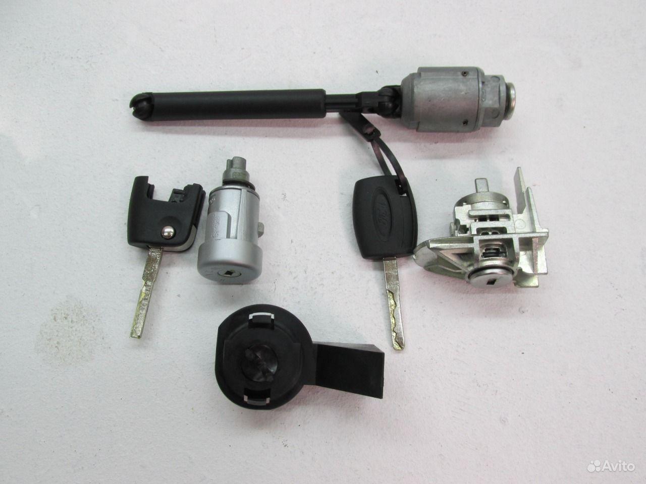 Форд фокус 2 замена замка зажигания и личинок 8 фотография