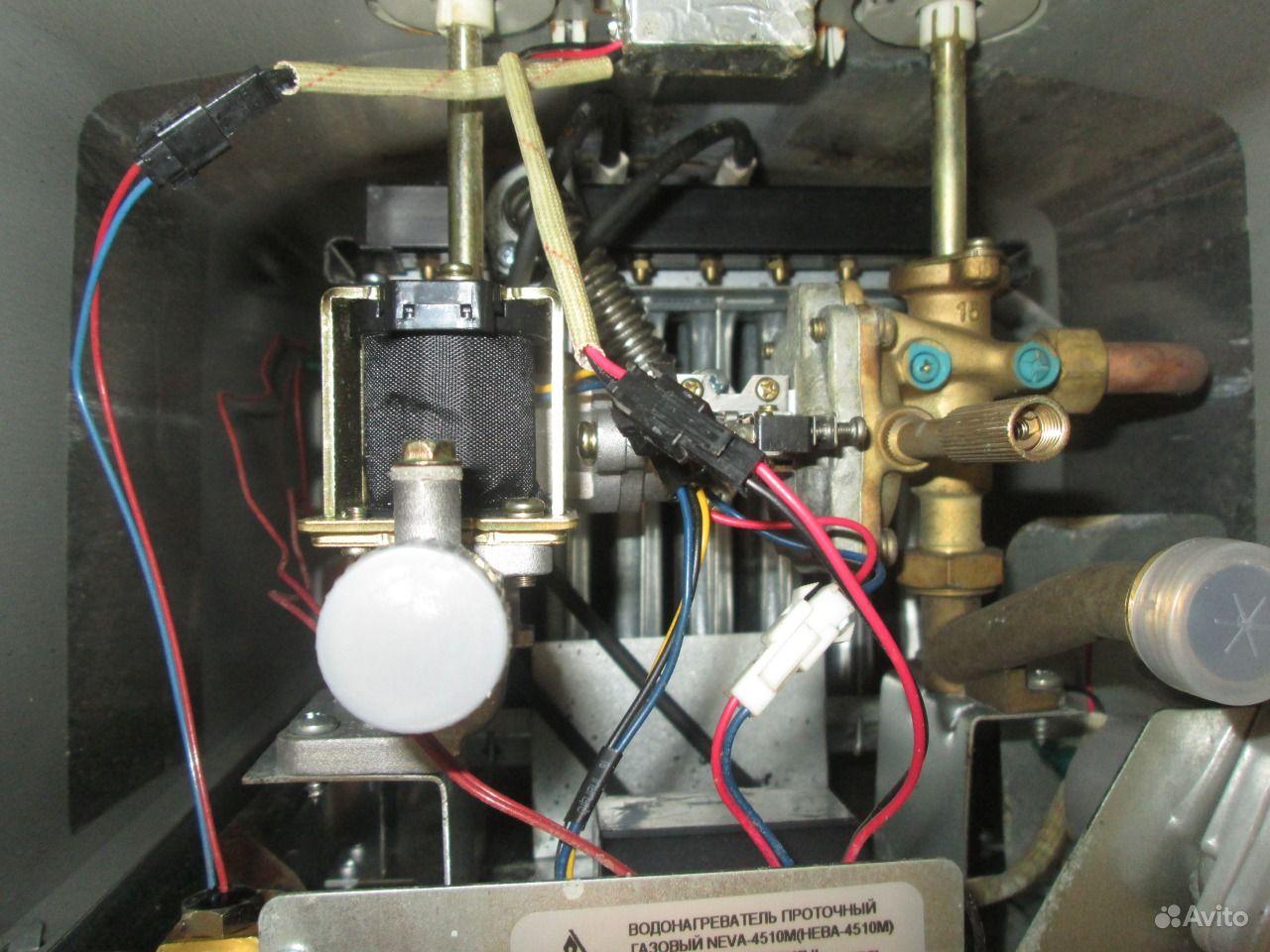 Газовая колонка нева 4510 ремонт