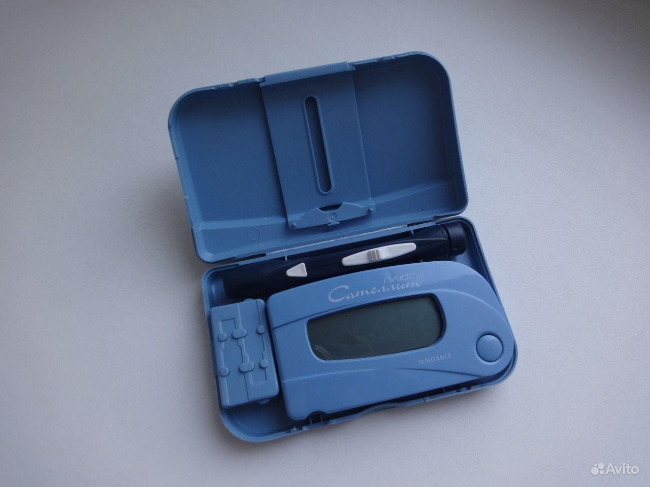 Глюкометр сателлит плюс фото