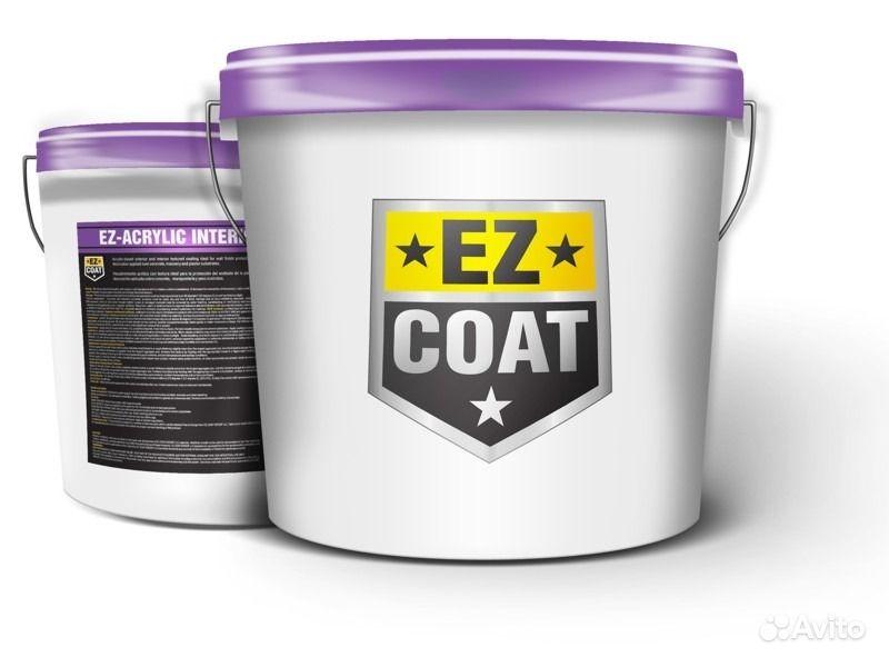 Фасадные материалы EZ-coat