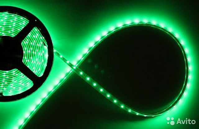 Led strip light green buy 1