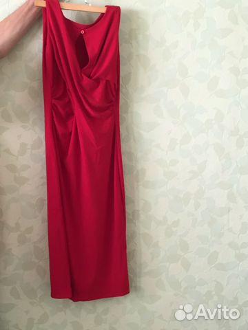 Платье миди авито