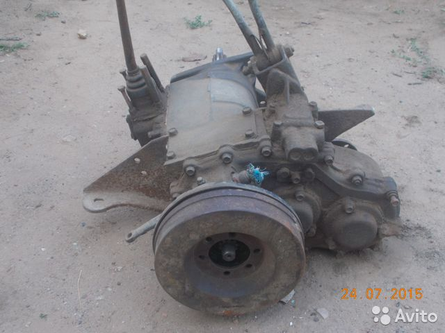 Кпп раздатка на УАЗ бак радиатор помпа 89047543374 купить 1