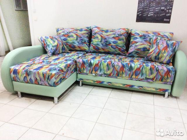 Угловой диван  от производителя