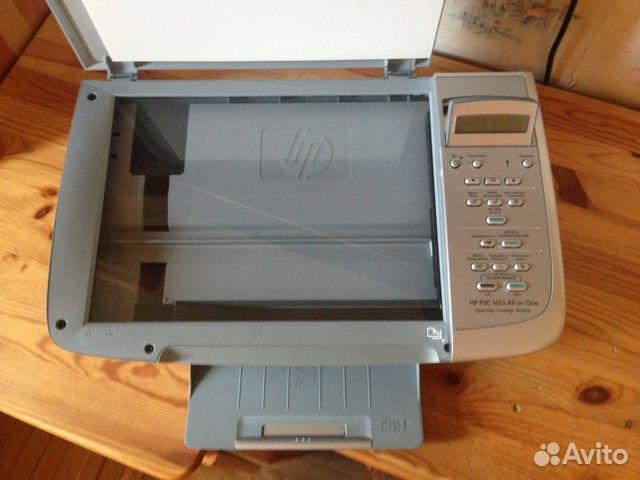 Драйвер для hp psc 1600 series драйвер