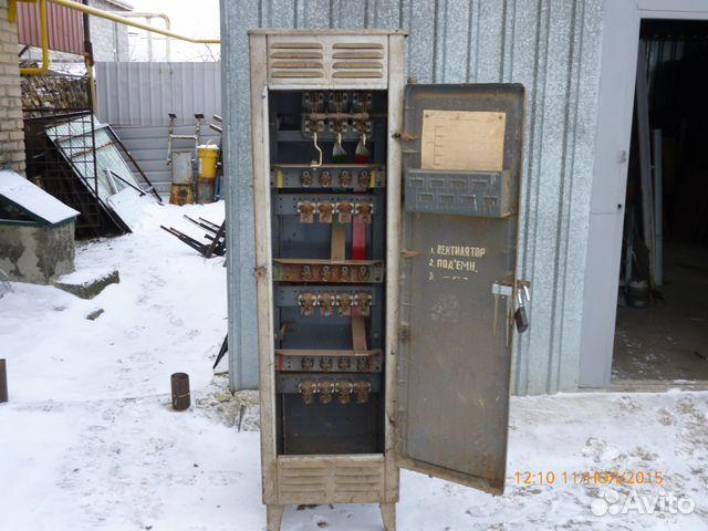 Шкаф распределительный электрический силовой