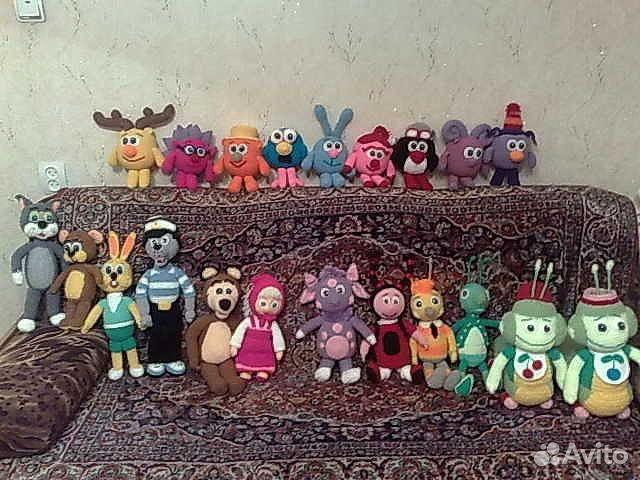 Мультфильмы своими руками из игрушек 26