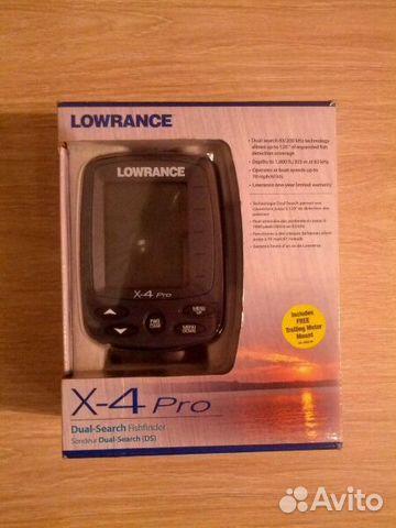 эхолот lowrance x-4 pro схема