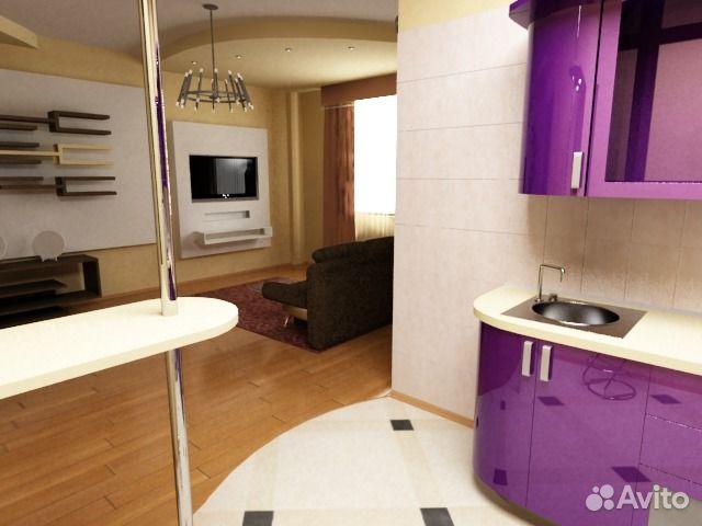 Дизайн 1 комнатных хрущевок квартир