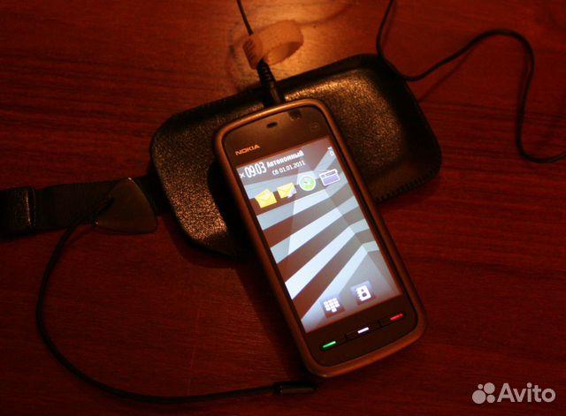 Часы Для Nokia 5230