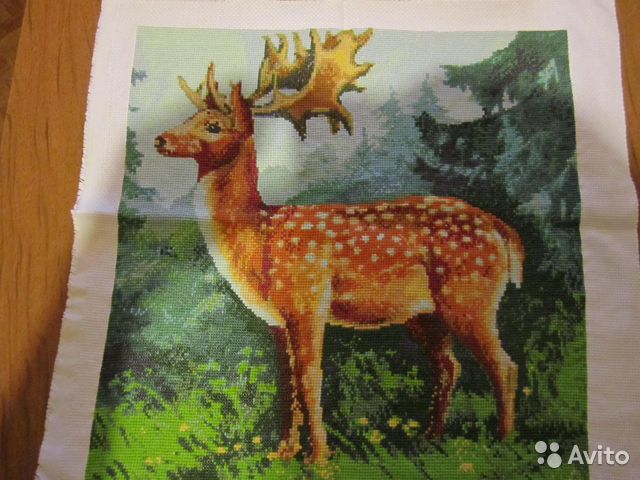 В продаже Вышиваю картины бисером и крестиком на заказ по выгодной цене c фотографиями и описанием, продаю в Саранск...