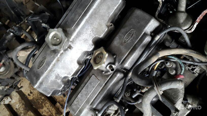 Двигатель Умпо с пробегом на
