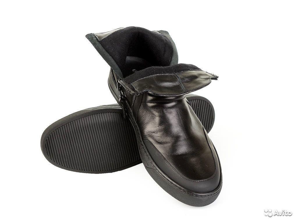 Итальянская обувь - Мужские туфли, классическая