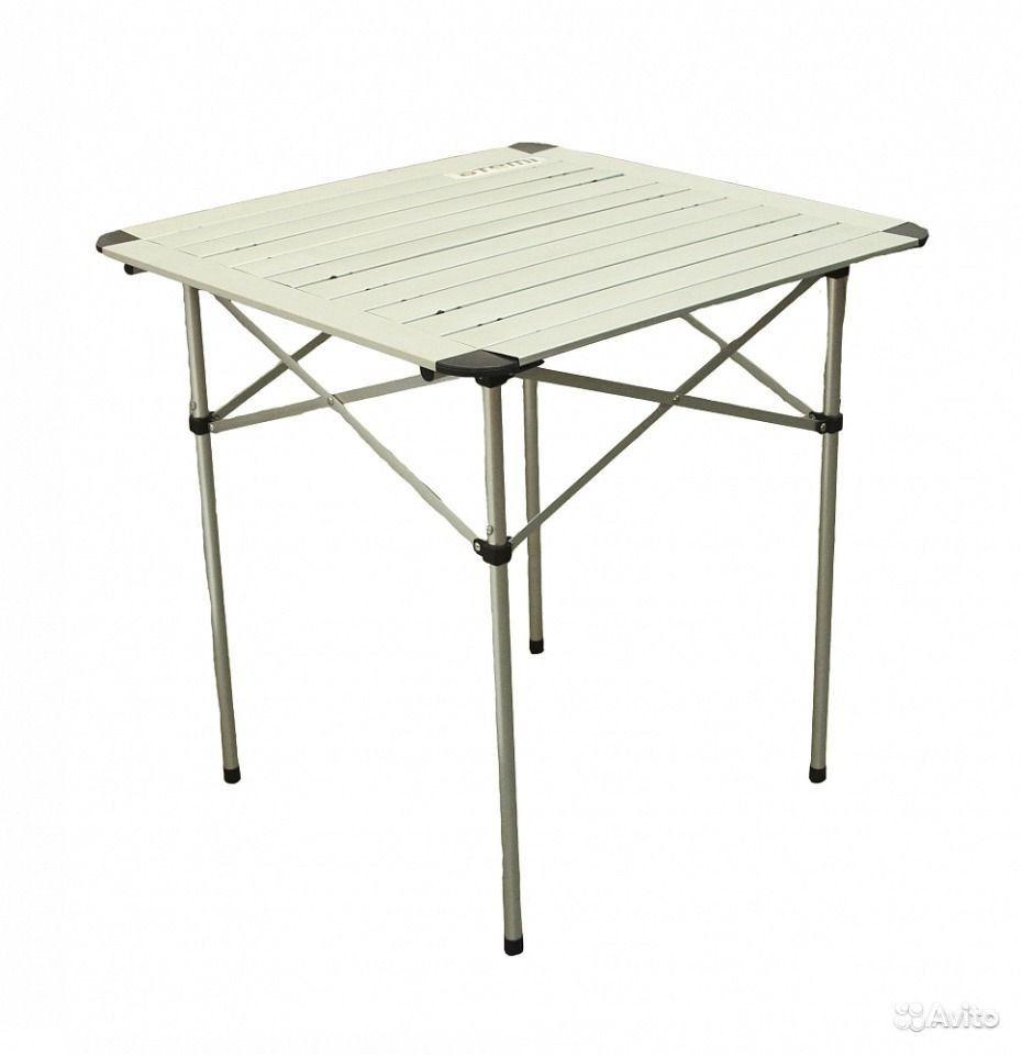 Походный столик со стульями atemi