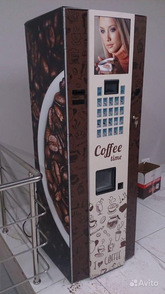 Кофейный автомат Jofemar Coffeemar G250 G500 G546 — фотография №6