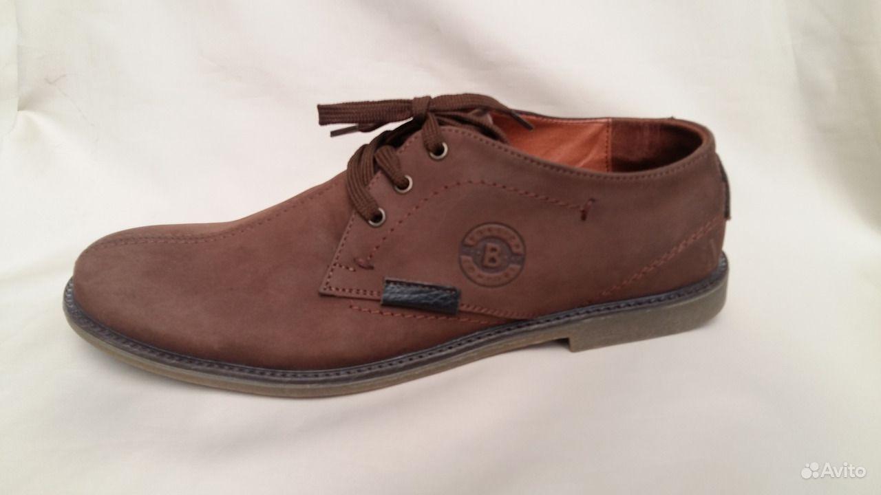 7e2ea2f4c Мужские туфли новые из натуральной кожи | Festima.Ru - Мониторинг ...