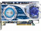 Видеокарта AGP 1.0Gb ATI Radeon HD4670 HIS