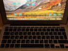 Продам MacBook Air 11,6 mid 2013 md711