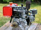 Двигатель на мотоблок мб 1