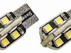 Светодиодные габаритные лампы Т10