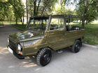 ЛуАЗ 969 1.2МТ, 1989, внедорожник