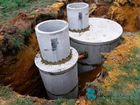 Септик(под ключ) водопровод канализация