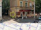 Магазин с арендатором в центре города, 164 м²