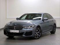 BMW 5 серия, 2020, с пробегом, цена 4 868 000 руб.