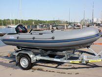 Лодка риб Prof Marine рм 380