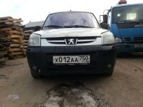 Peugeot Partner, 2003 г., Москва