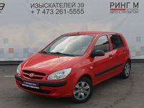 Hyundai Getz, 2008 г., Воронеж