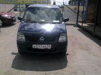 Opel Agila, 2001 г., Санкт-Петербург