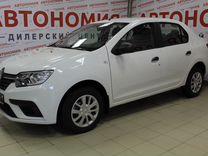 Renault Logan, 2018 г., Новосибирск