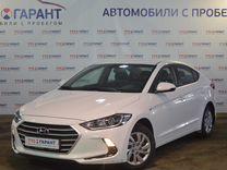 Hyundai Elantra, 2017 г., Уфа