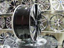 Новые литые диски R17 5x114.3 на Honda CR-V