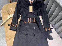 Плащ burberry — Одежда, обувь, аксессуары в Москве