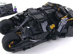 Лего Lego 76023 DC Comics Super Heroes The Tumbler