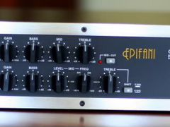 Bass Preamp epifani quest II