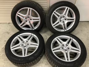 Комплект колёс Mercedes Benz ML Gl G 255/50 R19