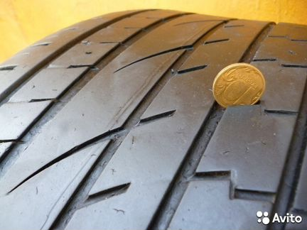 Шина 295/45R20 Continental ContiCrossContact UHP