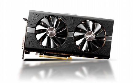 AMD Radeon RX580 Sapphire Nitro 4Gb