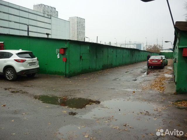 аренда гаража в москве сзао частные объявления