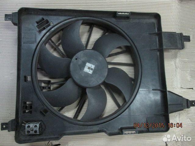 электровентилятор радиатора renault laguna 2