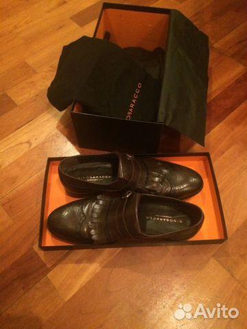 Обувь зимняя мужская англия италия