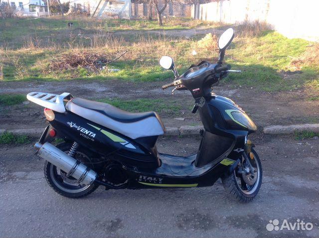 Купить скутер в Крыму: мопеды и мотороллеры бу на