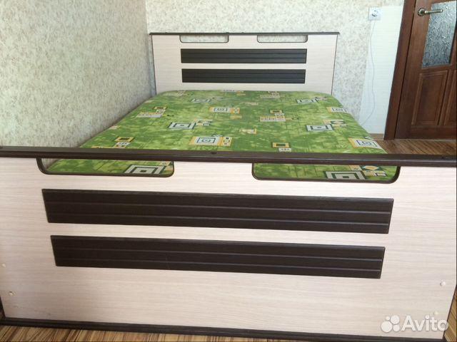 Кровати полуторные с матрасом  мценск