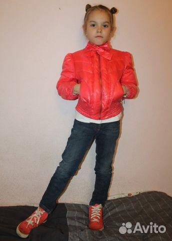 2a8b83c059c521 Куртка Guess Jeans купить в Москве на Avito — Объявления на сайте Авито