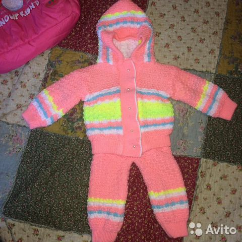 вязаные костюмы для девочки Festimaru мониторинг объявлений