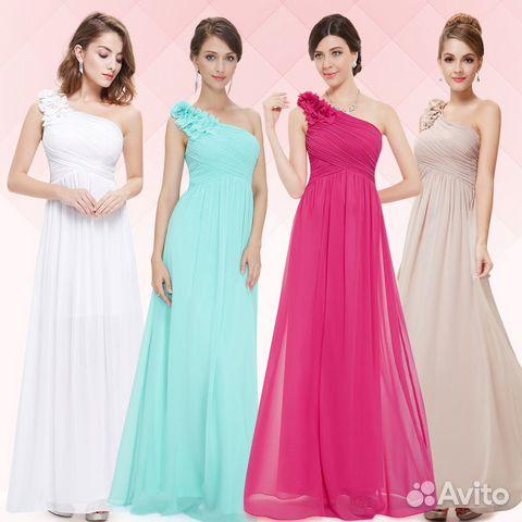 Вечерние платья на свадьбу девушке