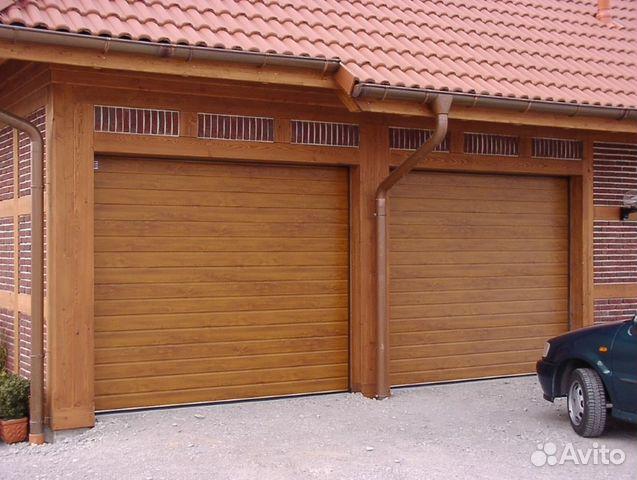 рольставни ворота гаражные покупка энгельс